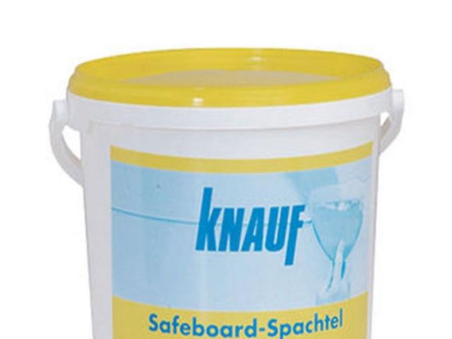 Knauf / Safeboad Derz Dolgu