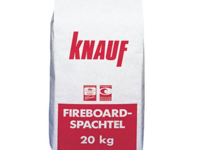 Knauf / Firebord Derz Dolgu