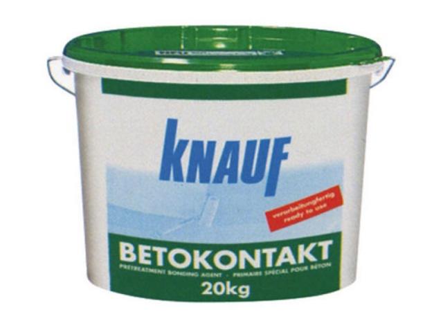 Knauf / Betokontakt