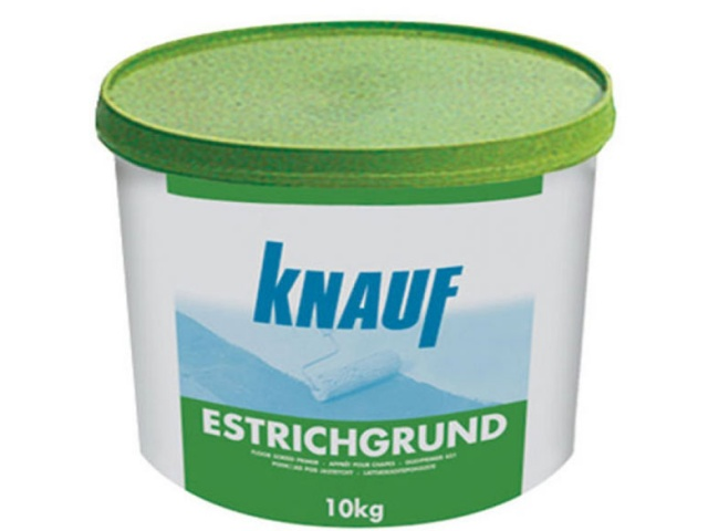Knauf / Esrichgrund Kuru Yer Şapı Astarı
