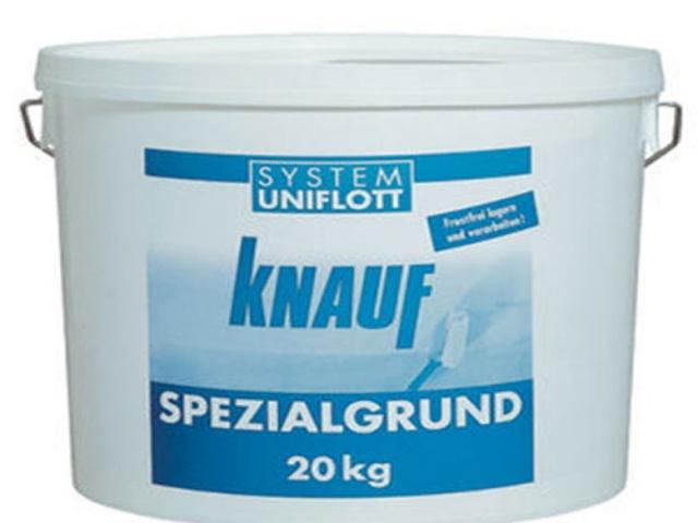 Knauf / Spezialgrund
